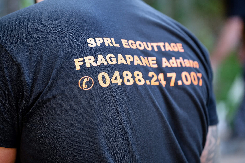 Egouttage, Aménagement extérieur Charleroi - Hainaut|Fragapane Adriano
